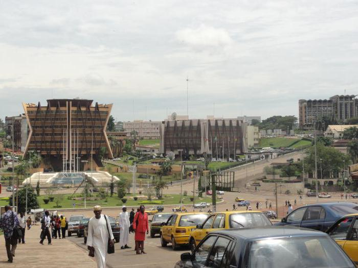 the capital of Cameroon photo