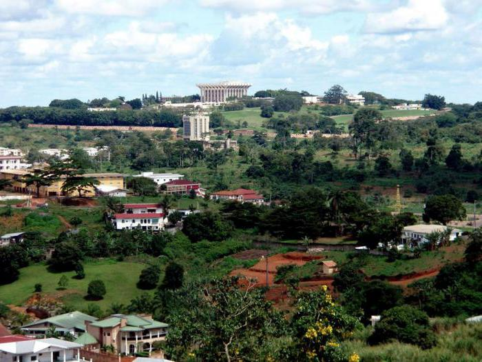 the capital of Cameroon as it is called