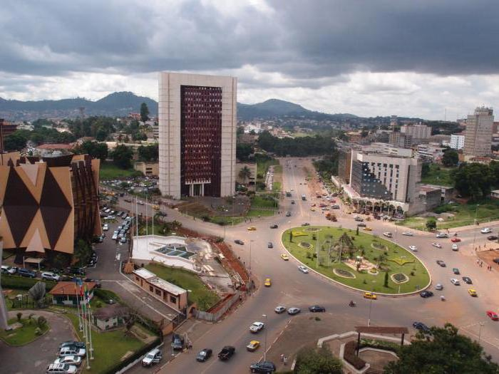 capital of Cameroon