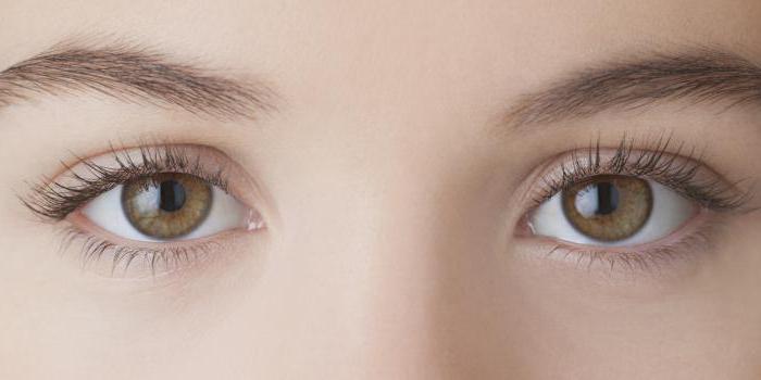Как понять какой цвет глаз