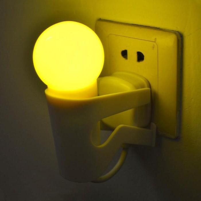 night light for a newborn