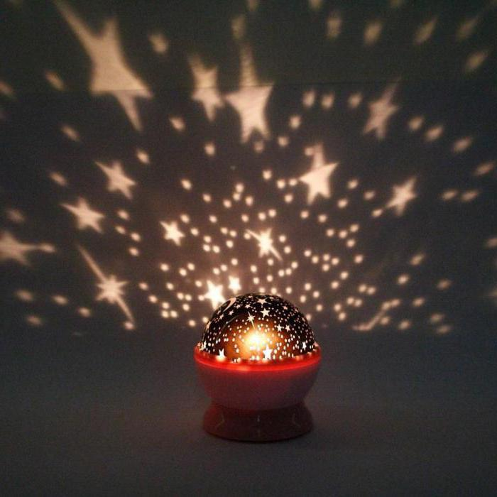 night light projector for newborns