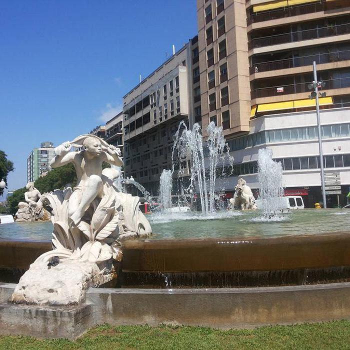 city of tarragona spain