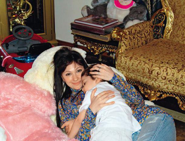 певица согдиана биография личная жизнь фото многочисленных