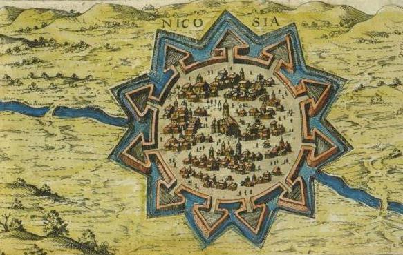 city of nicosia cyprus