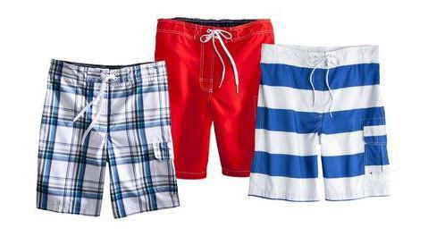 Критерии выбора плавательных мужских шорт