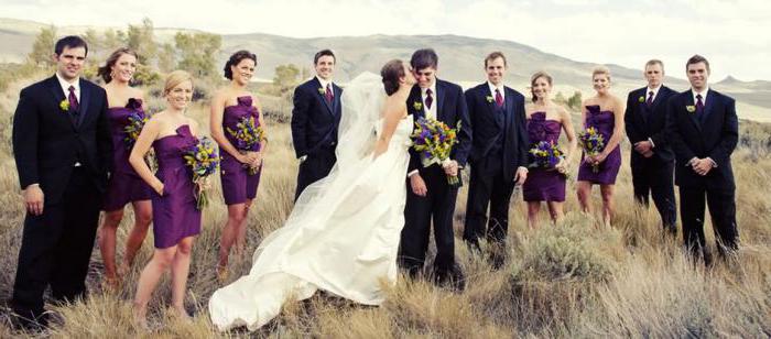 наряды на свадьбу для гостей