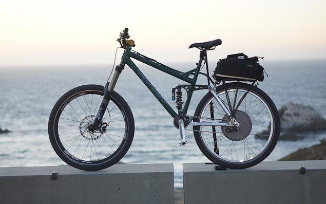 одноподвесный или двухподвесный велосипед