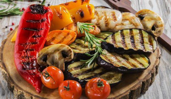 Готовим овощи гриль в домашних условиях