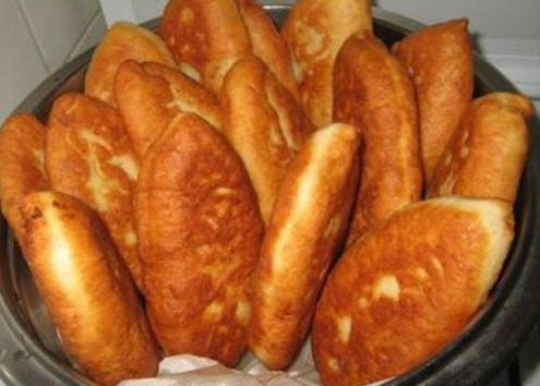 пирожки со щавелем в духовке рецепт с фото