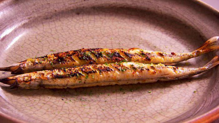 Рыба сарган как приготовить