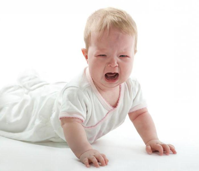 Что делать если ребенок упал с дивана и ударился головой