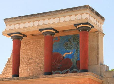Knossos Palace opening hours