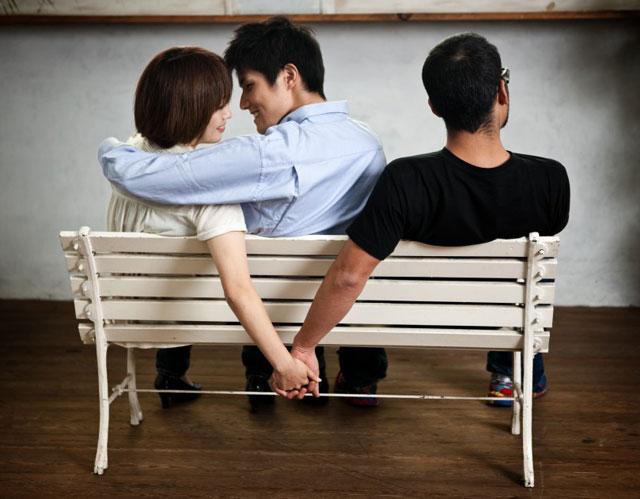Любовь и измена и секс