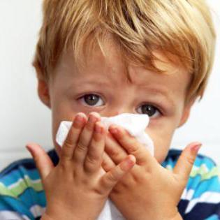 высокая температура запах изо рта