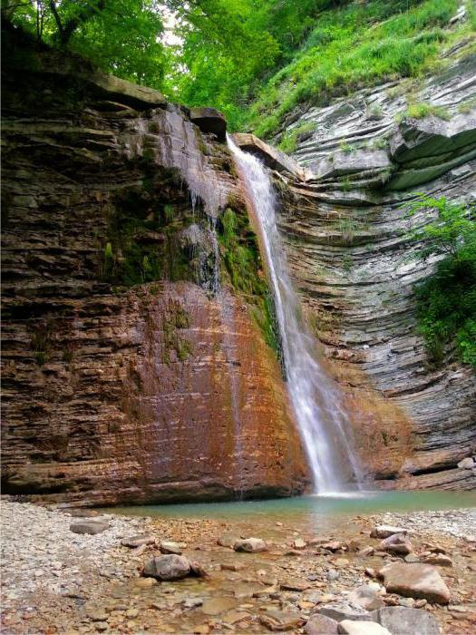Геленджик, Плесецкие водопады: как добраться? Фото :: SYL.ru
