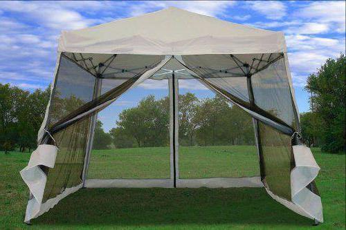garden tent do it yourself photo