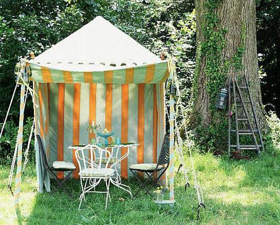 garden tent do it yourself