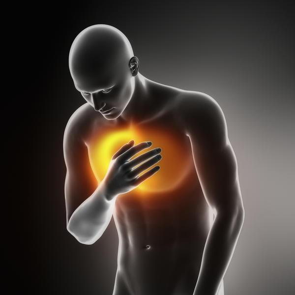 болит грудь и подмышка