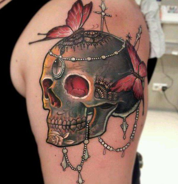tattoo skull meaning