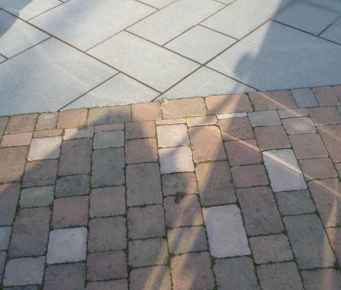 виды форм для тротуарной плитки