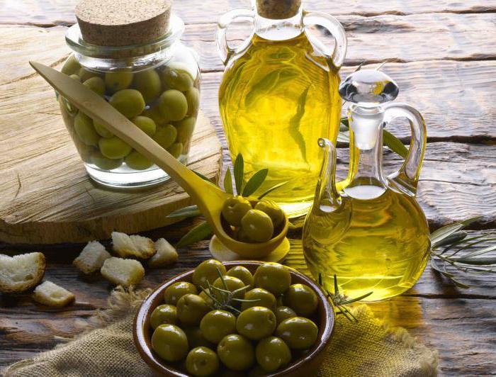 Оливковое масло способ применения