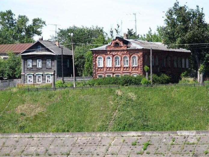 Kimry city history attractions