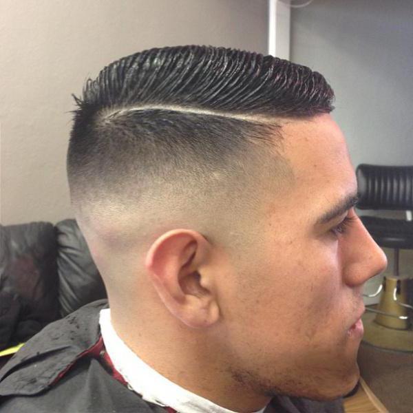 Стрижки креативные на короткие волосы мужские