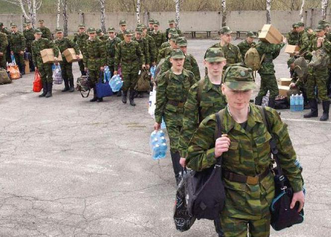 как вести себя в армии первые дни