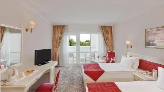 Kremlin Hotel in Turkey reviews