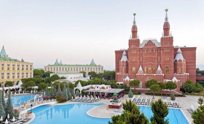 Hotel Kremlin Palace in Antalya
