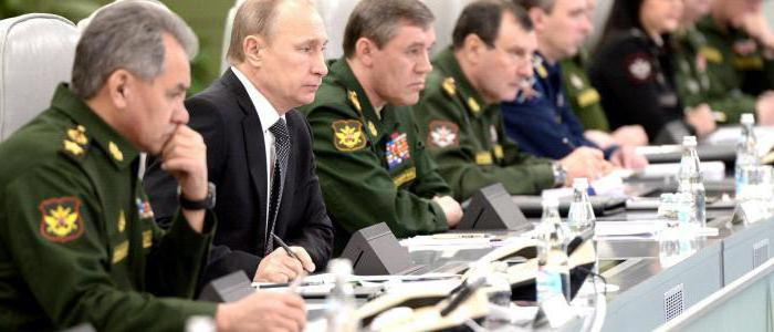 Marshal of the Russian Federation Shoigu