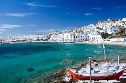 где лучше отдыхать в греции в сентябре