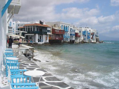 отдых в греции где лучше отдыхать