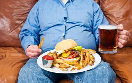 вредный жир на животе