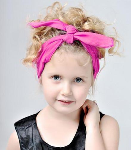 детские прически для девочек на короткие волосы