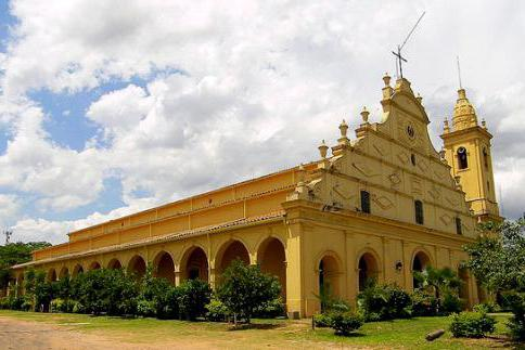 Paraguay is the capital of the state