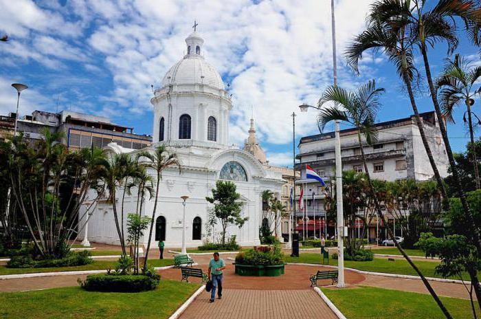 Paraguay Capital Asuncion photo
