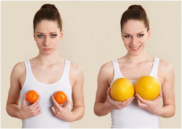 Как ставят импланты в грудь