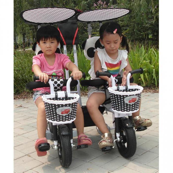 Как выбрать велосипед для двойни? :: syl.ru GD42
