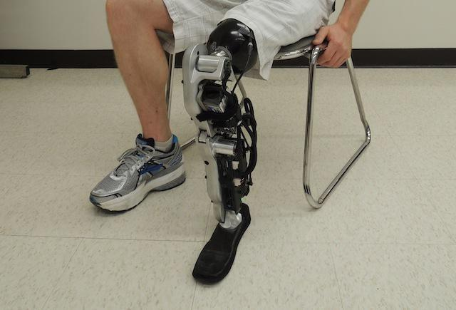 Leg prostheses
