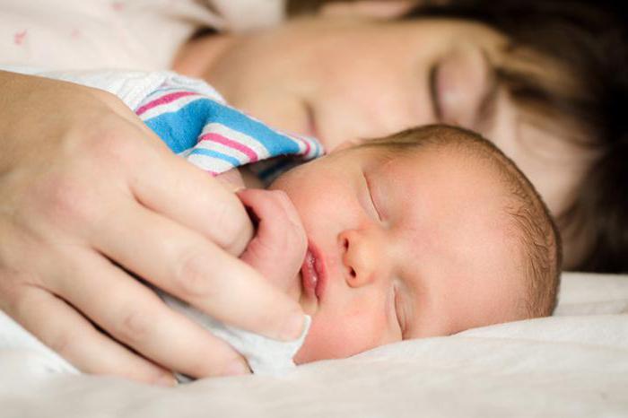 как уложить спать новорожденного днем
