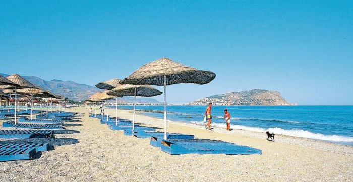 holidays with children in alanya turkey
