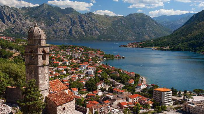 rest in Montenegro tourists reviews