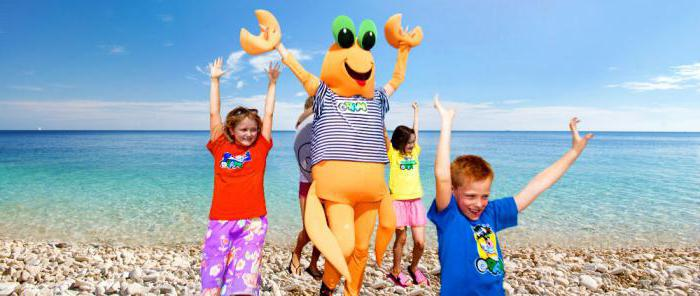 Montenegro hotels for families with children