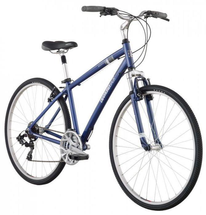 гибридные велосипеды author