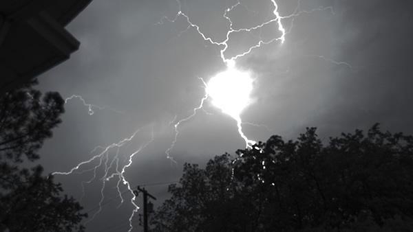 ball lightning looks like