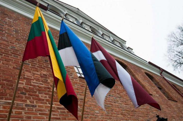 which Baltic countries