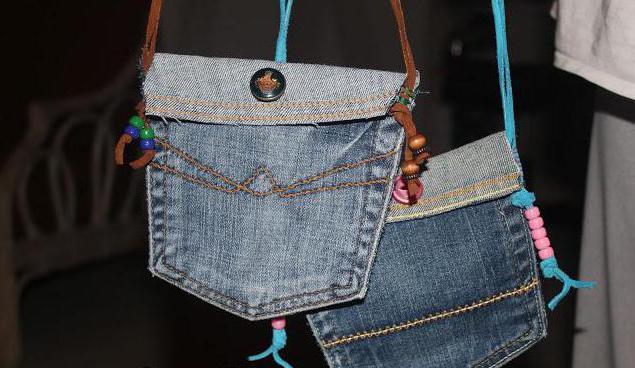 Что можно сделать из старых джинсов своими руками для девочки 22