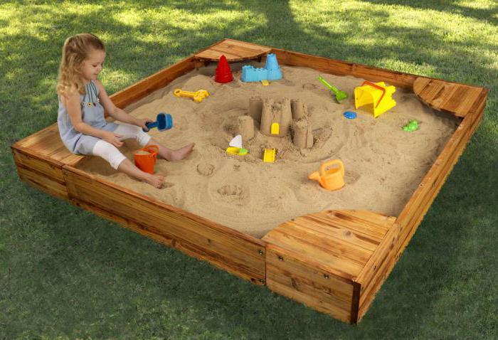 Инструкция по обработке песка в песочницах доу